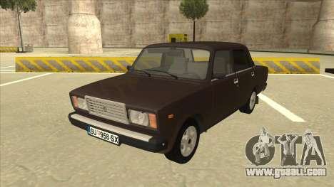 Lada Riva for GTA San Andreas