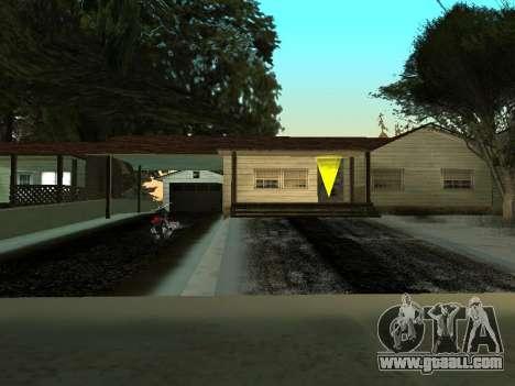 Winter v1 for GTA San Andreas fifth screenshot