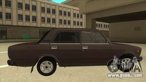Lada Riva for GTA San Andreas back left view