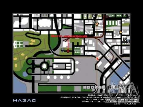 Exchange and Caesar for GTA San Andreas fifth screenshot