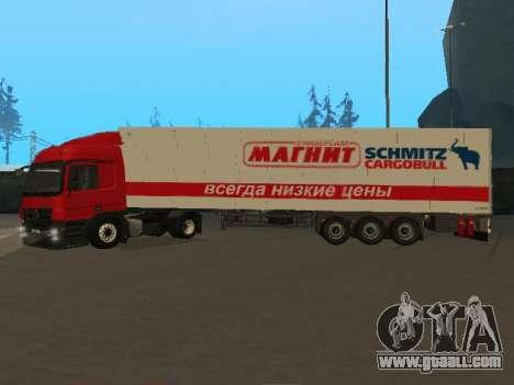 Schmitz Magnet for GTA San Andreas