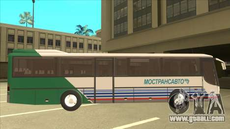 Setra S 315 GT for GTA San Andreas back left view