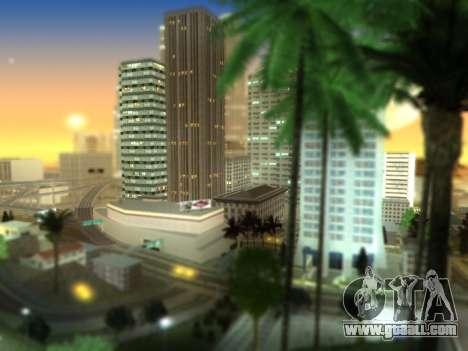 ENBSeries by Krivaseef v2.0 for GTA San Andreas fifth screenshot