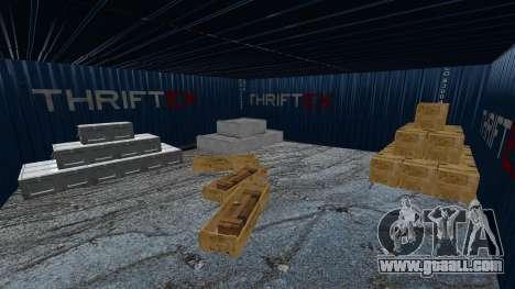 Asylum for GTA 4 fifth screenshot