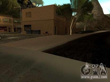 Winter v1 for GTA San Andreas eighth screenshot