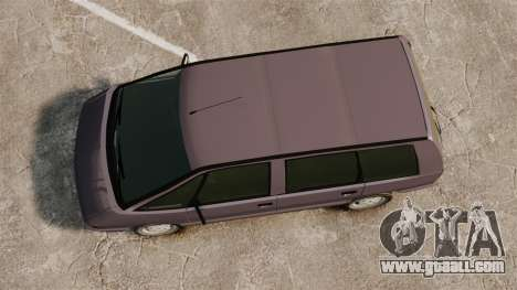 Renault Espace I 2000 TSE for GTA 4 right view