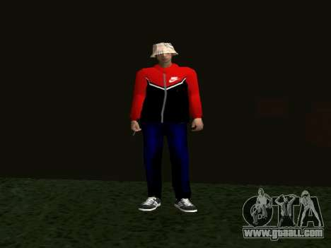Skin by Maccer for GTA San Andreas