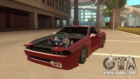 Elegy240sx Street JDM for GTA San Andreas
