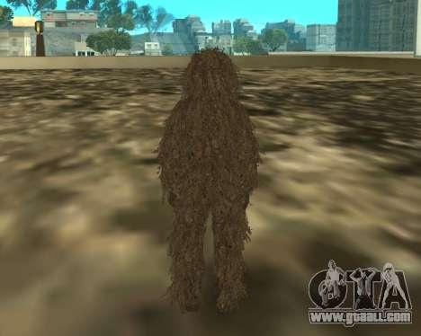 MacMillan for GTA San Andreas second screenshot