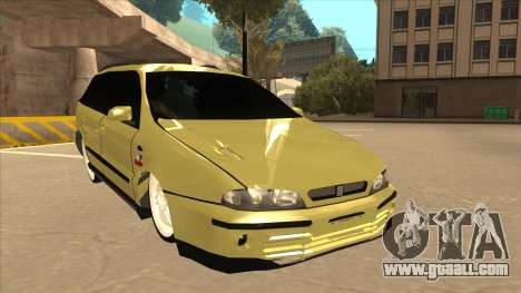 Fiat Marea Weekend for GTA San Andreas left view