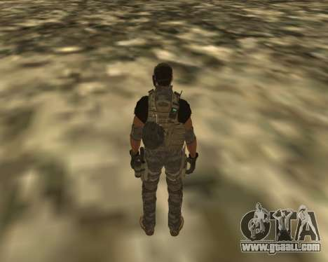 Griggs for GTA San Andreas second screenshot