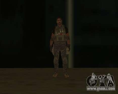 Griggs for GTA San Andreas third screenshot