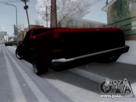 Picador V8 Picadas for GTA San Andreas right view
