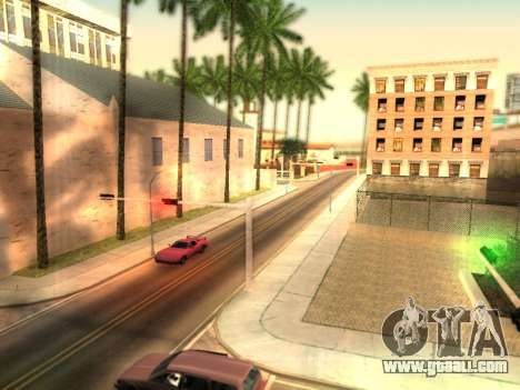 ENBSeries by Krivaseef v2.0 for GTA San Andreas forth screenshot