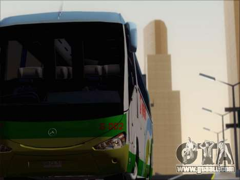 Irizar Mercedes Benz MQ2547 Super Five S 002 for GTA San Andreas engine
