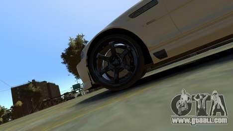 BMW M3 E46 for GTA 4 right view
