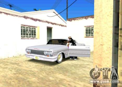 Exchange and Caesar for GTA San Andreas