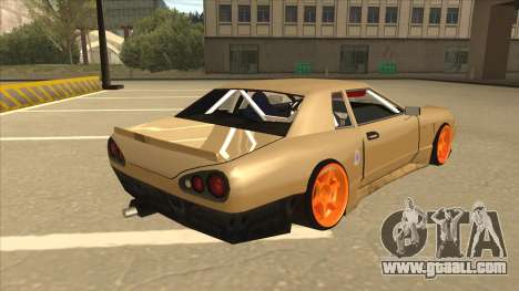 Elegy K22 King Swap for GTA San Andreas right view