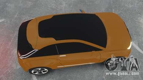 Lada XRay Concept for GTA 4 right view