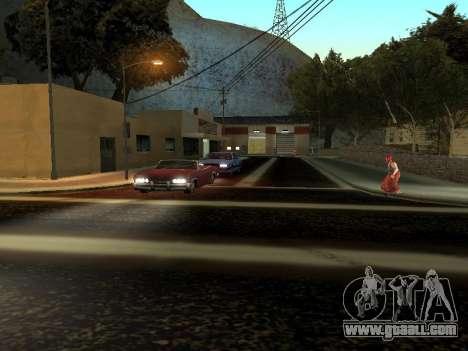 Winter v1 for GTA San Andreas sixth screenshot