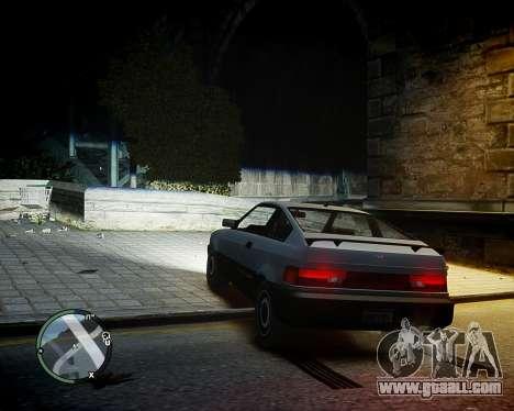 BiXenon v2.0 for GTA 4 second screenshot