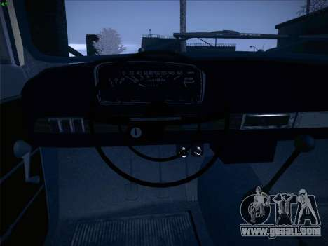 VAZ 2101 for GTA San Andreas wheels