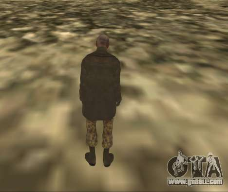 Imran for GTA San Andreas third screenshot