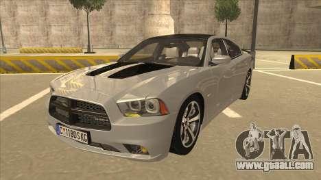 Dodge Charger RT Daytona 2011 V1.0 for GTA San Andreas