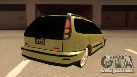 Fiat Marea Weekend for GTA San Andreas right view