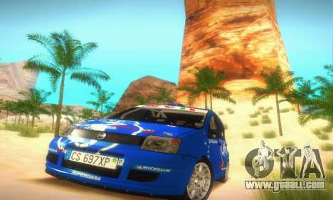 Fiat Panda Rally for GTA San Andreas