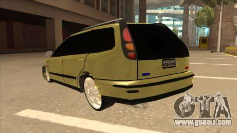 Fiat Marea Weekend for GTA San Andreas back view