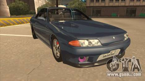 Nissan Skyline GT-S32 Drifter Edition for GTA San Andreas left view