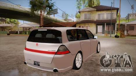 Honda Odyssey v1.5 for GTA San Andreas right view