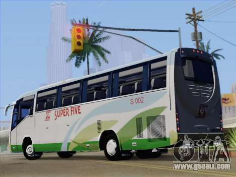 Irizar Mercedes Benz MQ2547 Super Five S 002 for GTA San Andreas side view
