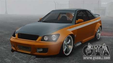 Sultan RS v2.5 for GTA 4