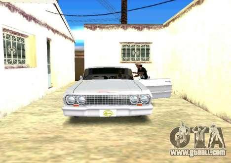 Exchange and Caesar for GTA San Andreas second screenshot
