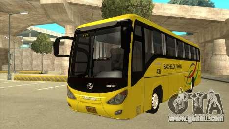 Kinglong XMQ6126Y - Bachelor Tours 435 for GTA San Andreas
