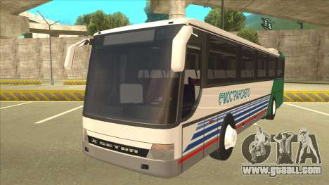 Setra S 315 GT for GTA San Andreas