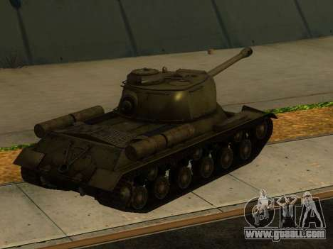 The is-2 for GTA San Andreas