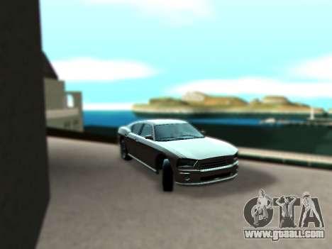 ENBSeries by Krivaseef v2.0 for GTA San Andreas third screenshot