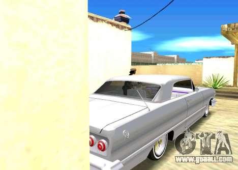 Exchange and Caesar for GTA San Andreas forth screenshot