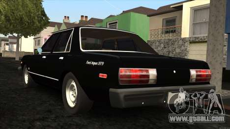 Ford Aspen 1979 for GTA San Andreas right view