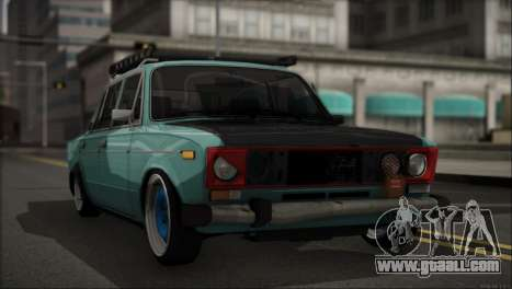 VAZ 21063 for GTA San Andreas