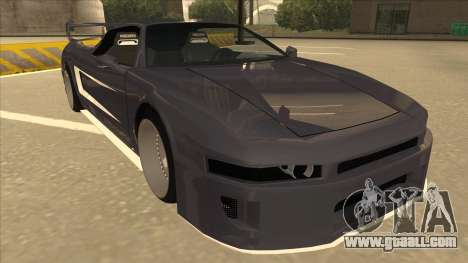 DoTeX Infernus V6 History for GTA San Andreas left view