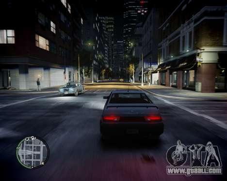 BiXenon v2.0 for GTA 4 forth screenshot