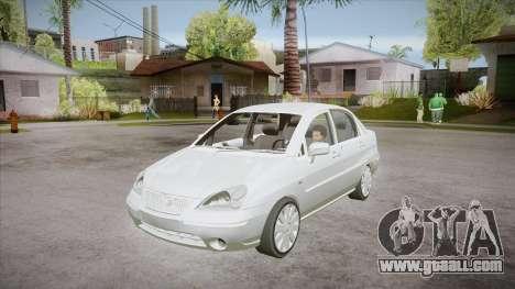 Suzuki Liana 1.3 GLX 2002 for GTA San Andreas