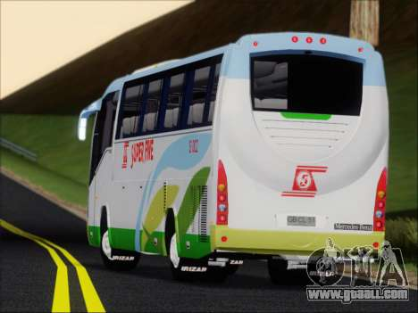 Irizar Mercedes Benz MQ2547 Super Five S 002 for GTA San Andreas