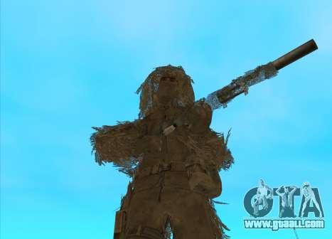 MacMillan for GTA San Andreas third screenshot