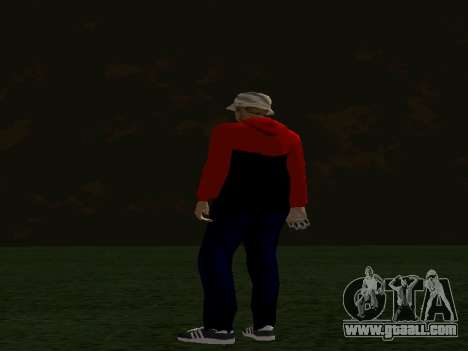 Skin by Maccer for GTA San Andreas third screenshot