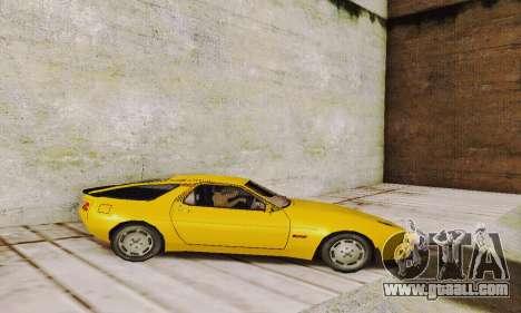 Porsche 928 (1986) v1.1 for GTA San Andreas left view